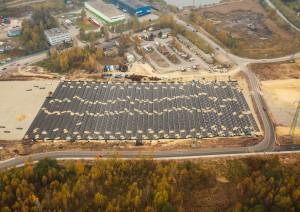 Monitoring na obszarze szkód górniczych na budowie autostrady A1 − INORA Sp. z o.o.